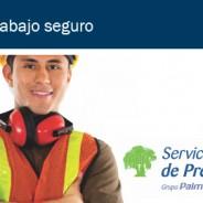 Por un trabajo seguro